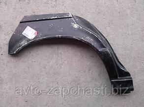 Рем заднего крыла BMW Е34 4-дв. Правого