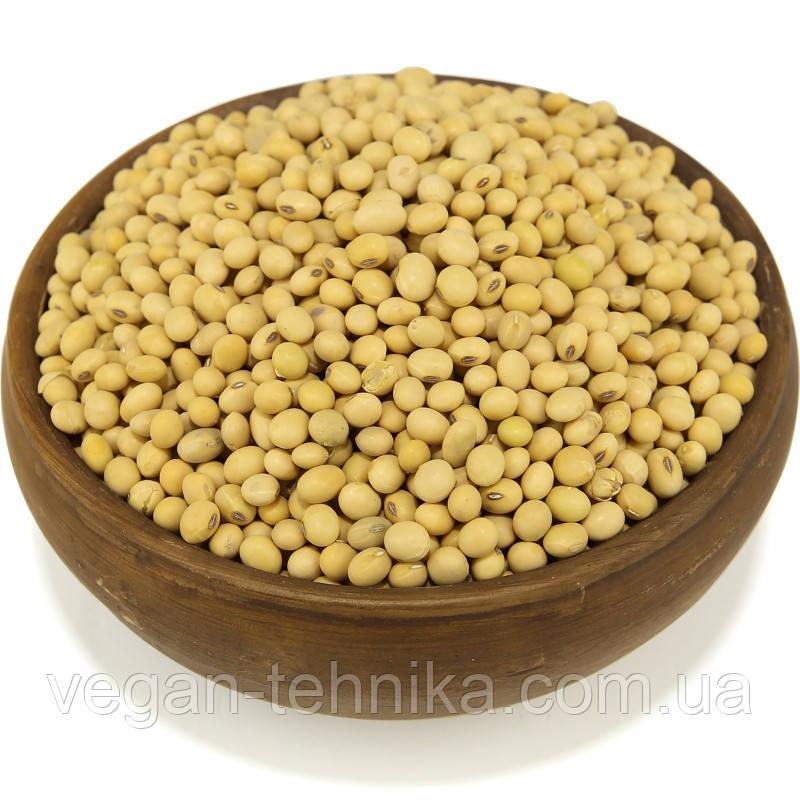 Соя, семена сои