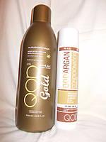 Буратин-бразильское выпрямления волос