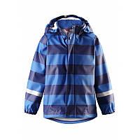 Куртка-дождевик демисезонная для мальчика Reima VESI 521523-6698. Размеры 104-116.