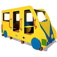 Деревянный Автобус InterAtletika