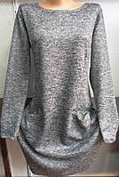 Платье с карманами женское, фото 1
