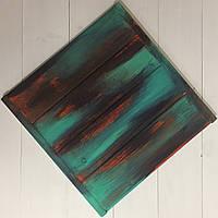 Деревянный фотофон цветной (сочетание 2-х и больше цветов)