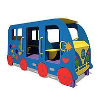 Деревянный Автобус Мир InterAtletika