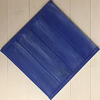 Деревянный фотофон голубой/синий