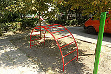 Металлическая лестница - мостик , фото 3