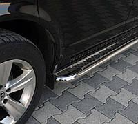 Hyundai Tucson Боковые обвесы Premium d60