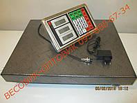 Весы Витек TCS-102B 6v 300кг 400х500, фото 1