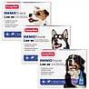 Краплі від бліх та кліщів для собак 1-15кг Immo Shield Диметикон (3пип)