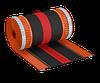 Вентиляционная лента конька Roll Standart 310мм/5м вишня RAL 3011 ящ 4 рул.