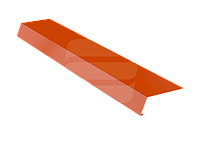 Прижимная планка ленты примыканий FLEX LINE (2м/п Х 80мм.) 8015