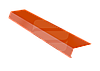 Капельник алюмінієвий чорний Ral 9005