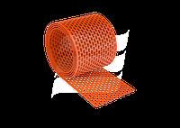 Лента свеса коньковая вентиляционная Roll Standart 310 мм/5м RAL 8019 ящ 24 ш