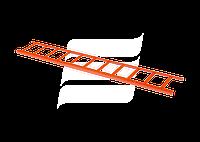 Снегозадерживающая лестница 20м коричневаяя ral 8017