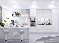 белая кухня Киев фото 29