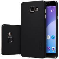 Чехол Nillkin Matte для Samsung A710F Galaxy A7 (2016) (+ пленка) Черный