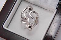 Оригинальное кольцо из серебра 925 пробы