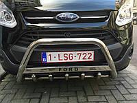 Ford Tourneo Custom Кенгурятник WT003 60мм