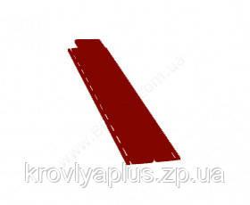 Соффит Планки  BRYZA (БРИЗА)  H - профиль красный, фото 2