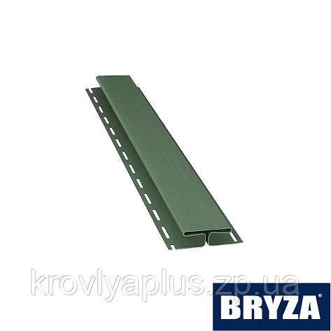 Соффит Планки  BRYZA (БРИЗА)  H - профиль зеленый, фото 2