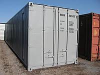 Контейнер №2 морской 40 тонн, 12 метров, фото 1