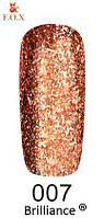 Гель-лак F.O.X. gold Brilliance № 007