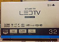 Телевизор LED backlight tv L 32 SMART TV Оператиная память 1 Гб. Встроенная память 8 Гб