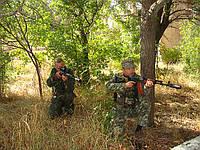 Организация лазерных боев (лазертага) Симферополь, Крым