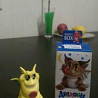 Sweet box игрушка Дракон + конфета желе 10г. , фото 1