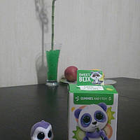 Sweet box іграшка Тварини + цукерка желе 10г.