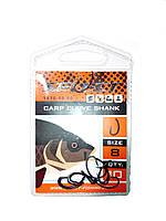 Крючки Select Carp Curve Shank #8