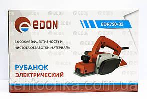 Рубанок электрический - EDON EDR750-82, фото 2