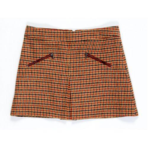 Детская теплая юбка для девочки Zara