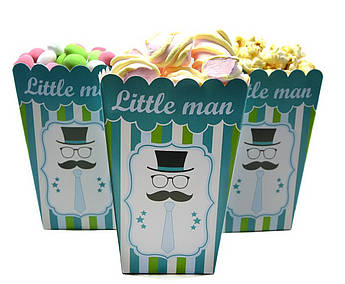 Коробочки для конфет Литл Мен 5 штук