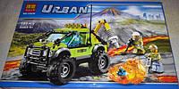 Конструктор Bela 10638 Urban Вулкан: разведывательный грузовик 185 дет, фото 1