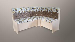 Кухонный уголок Мираж со столом и табуретами