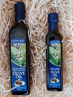 Оливковое масло Extra Virgin cold extracted olive oil, стекло 0,750л, Греция