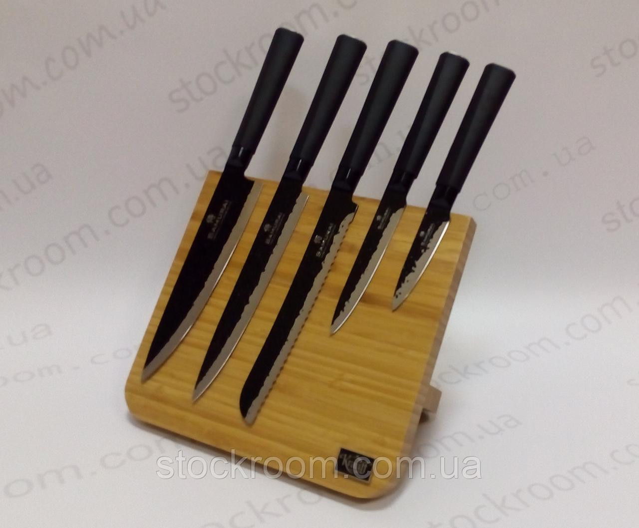 Набор ножей Krauff Samurai 29-243-008