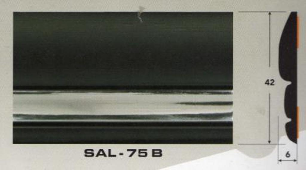 Молдинг SAL - 75 В