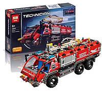 Конструктор Lepin 20055 Техника Автомобиль спасательной службы (аналог Lego Technic 42068)
