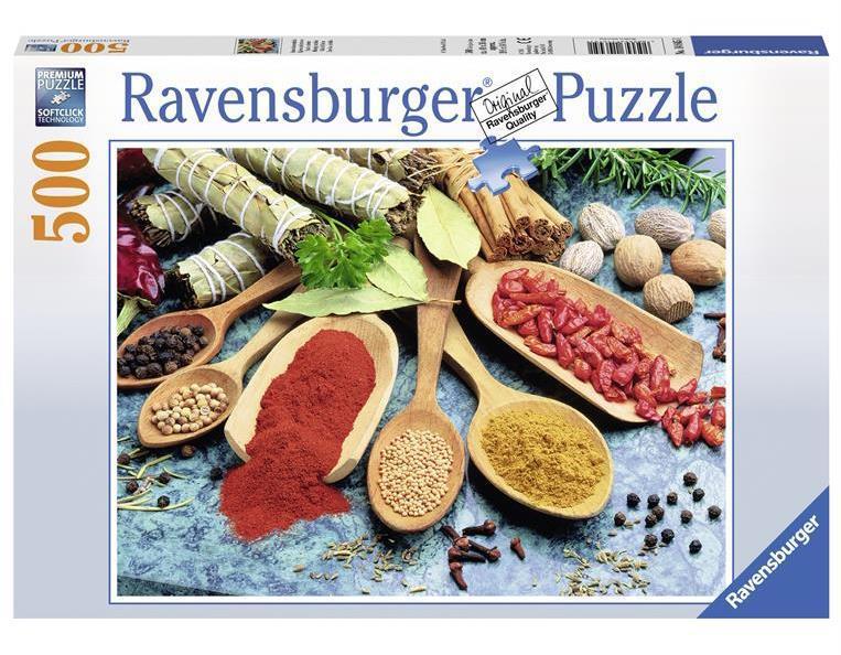 """Пазл """"Цвета специй"""" 500 шт. Ravensburger (RSV-146451)"""