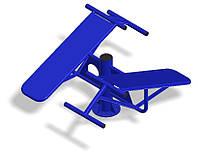 Пресс на наклонной скамье