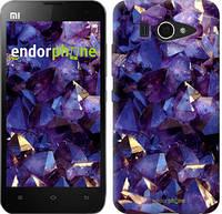 "Чехол на Xiaomi Mi2 Кристаллы ""3673u-191-817"""