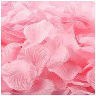 Лепестки роз розовые (150 шт.)