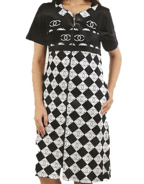 Купить Женский летний халат с 48-56 в интернет магазине