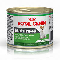 Корм для cобак Royal Canin Mature +8 (Роял Канин Матюр +8) 195 г