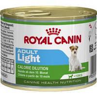 Корм для собак Royal Canin adult light (Роял Канин адалт лайт) 195 г
