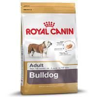 Корм для собак Royal Canin Bulldog adult (Роял Канин Английский Бульдог) 3 кг