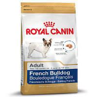Корм для собак Royal Canin French Bulldog adult (Роял Канин Французкий Бульдог) 3 кг
