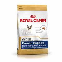 Корм для собак Royal Canin French Bulldog junior (Роял Канин Французкий бульдог юниор) 1 кг